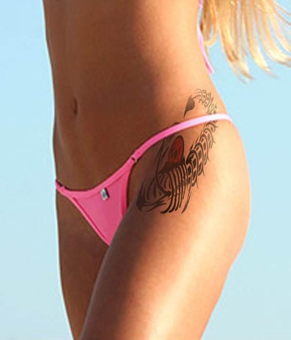 Sexy Hip tattoo designs35