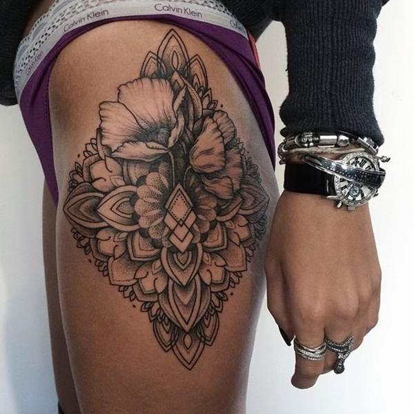 Sexy Hip tattoo designs50