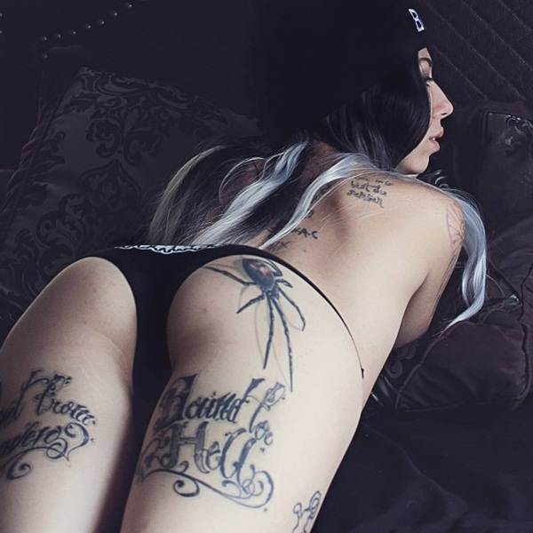 Sexy Hip tattoo designs69