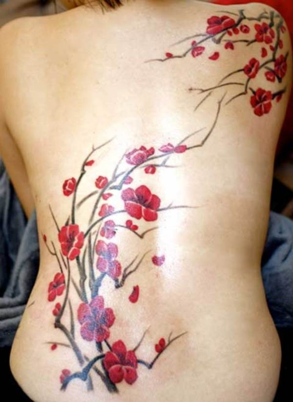 Beautiful Floral Tattoos Designs that'll blow your Mind0051