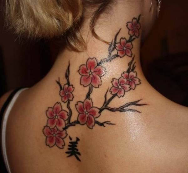 Beautiful Floral Tattoos Designs that'll blow your Mind0071