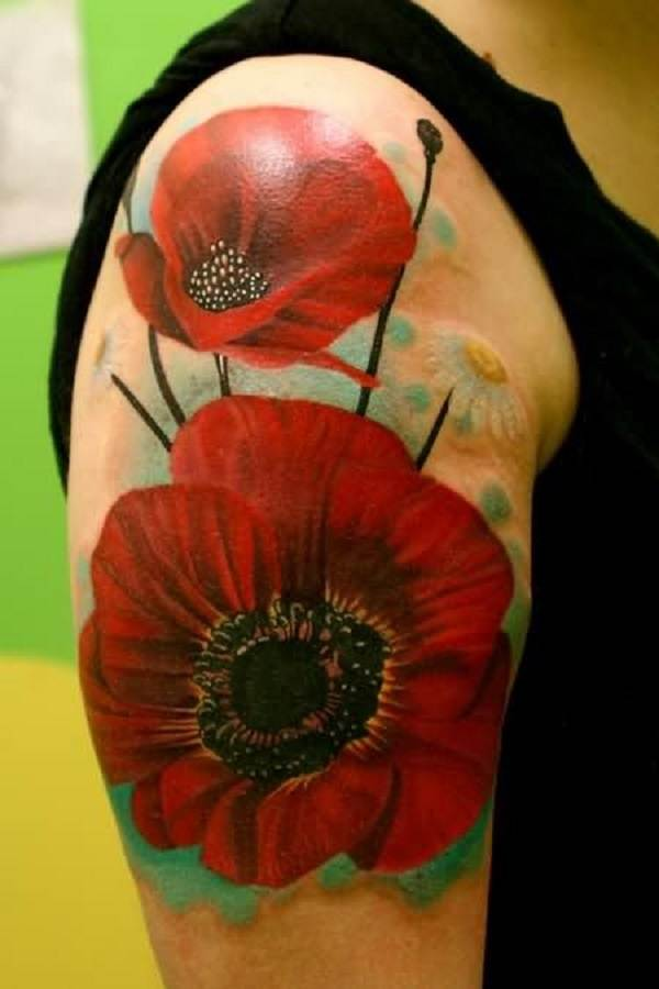 Beautiful Floral Tattoos Designs that'll blow your Mind0411