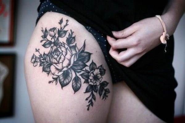 Floral Tattoos Designs that'll blow your Mind0421