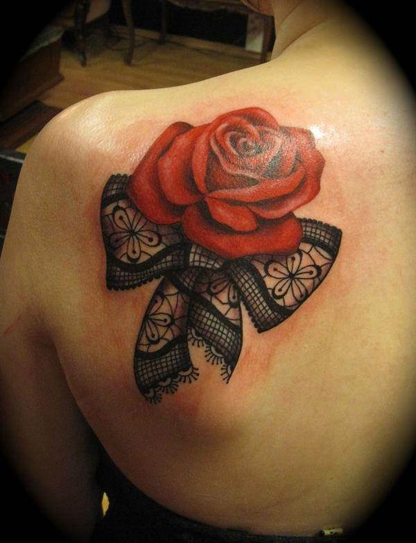 Lace Tattoo designs4
