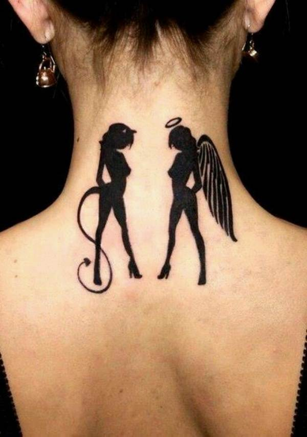 Angel tattoo designs and ideas26