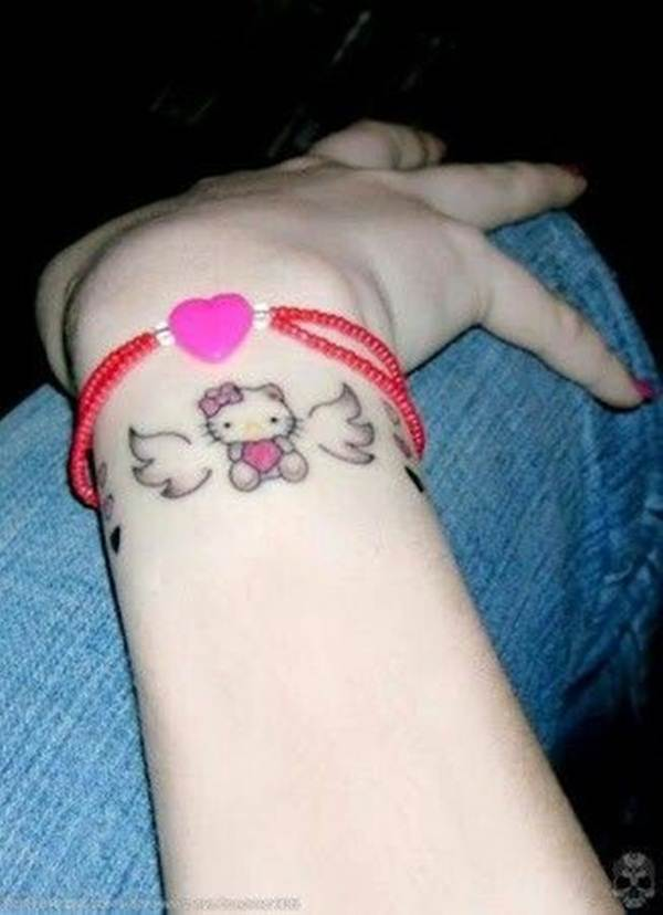 Angel tattoo designs and ideas48