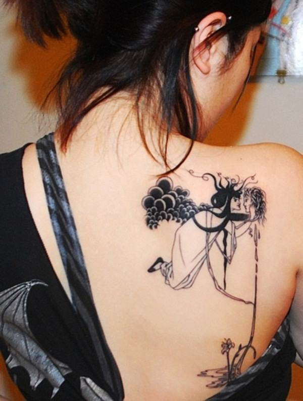 Angel tattoo designs and ideas14