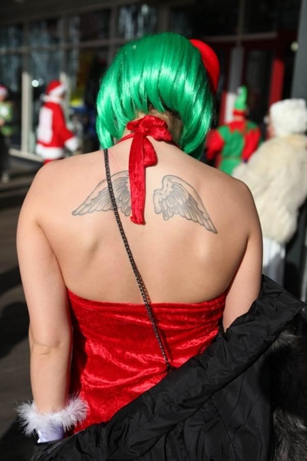 Angel tattoo designs and ideas54