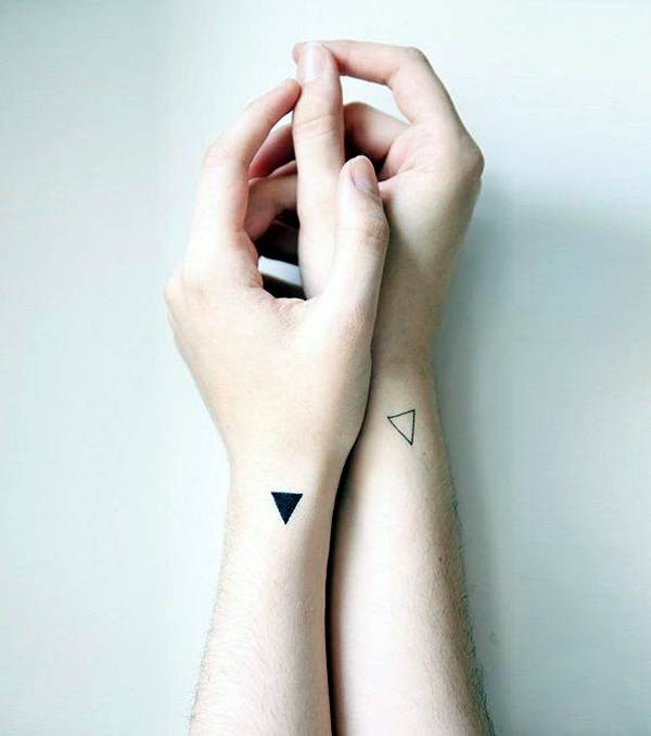 Geometric tattoo designs and ideas8