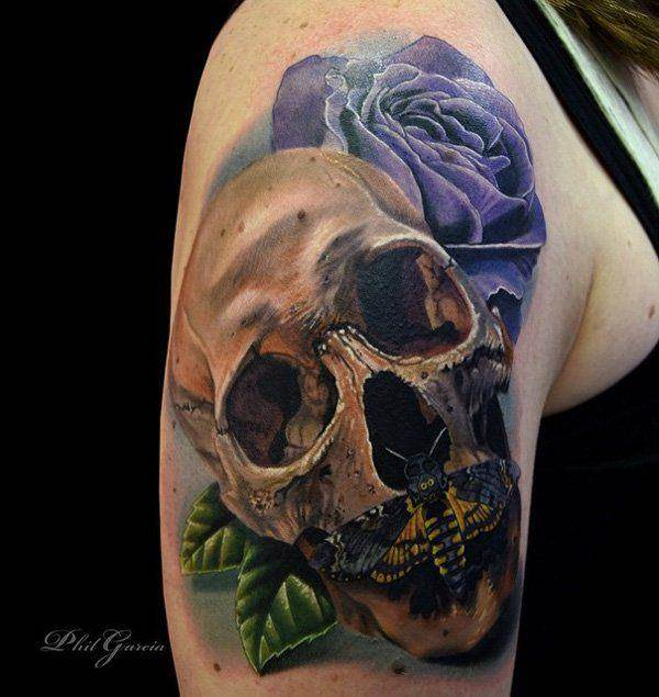 skull-tattoos