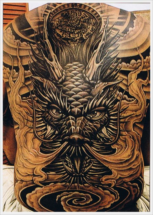 Mythological Tattoo Designs.13