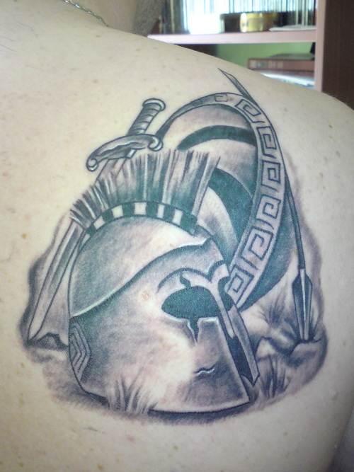 Mythological Tattoo Designs.15