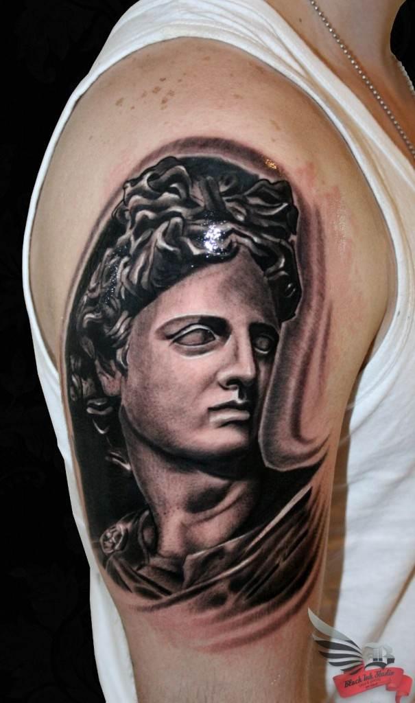Mythological Tattoo Designs.17