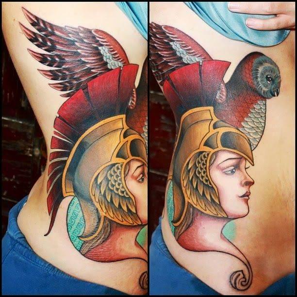 Mythological Tattoo Designs.22