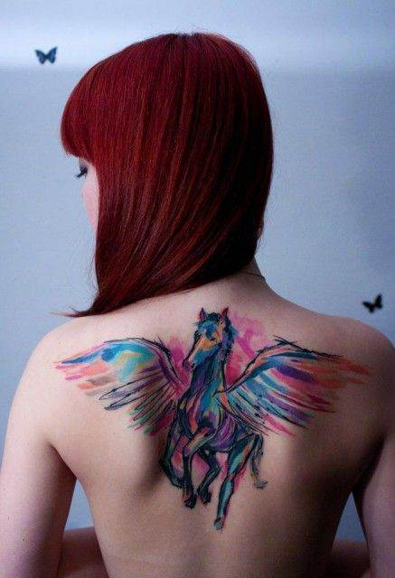 Mythological Tattoo Designs.29