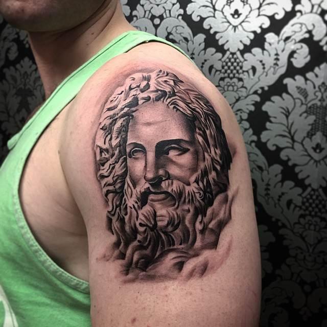 Mythological Tattoo Designs.34