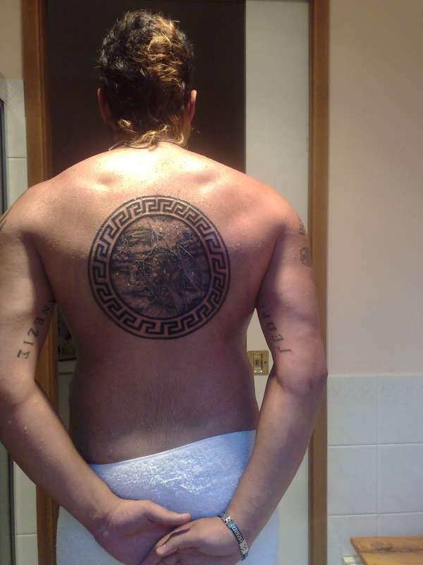 Mythological Tattoo Designs.10