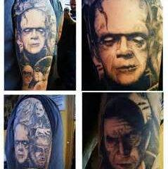 Best Horror Tattoos