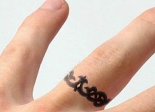 Crown Design Tattoo