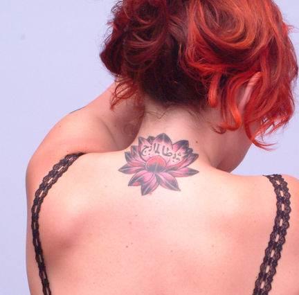 Lotus Flower Tattoos40