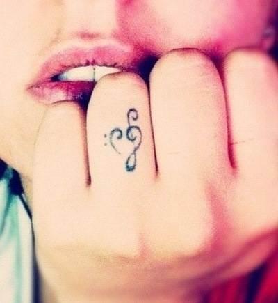Music Tattoo Designs19