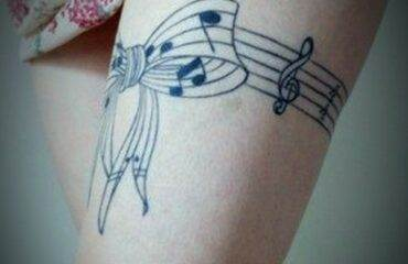 Best Music Tattoos Designs