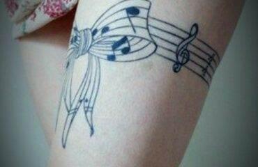 Best Music Tattoos Designs