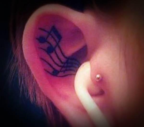 Music Tattoo Designs8