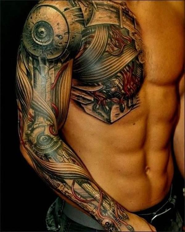 Arm Tattoos For Men (20)