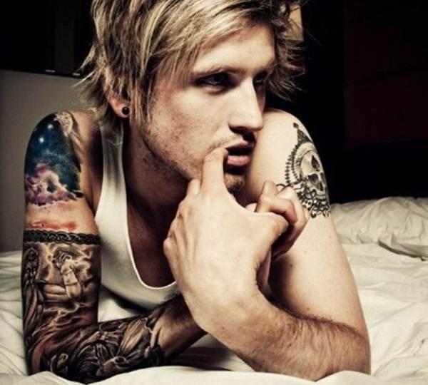 Arm Tattoos For Men (4)