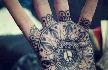 Best Palm Tattoo Designs for Boys and Girls