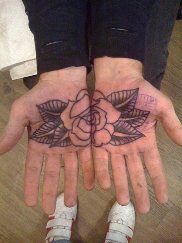 palm tattoos (3)