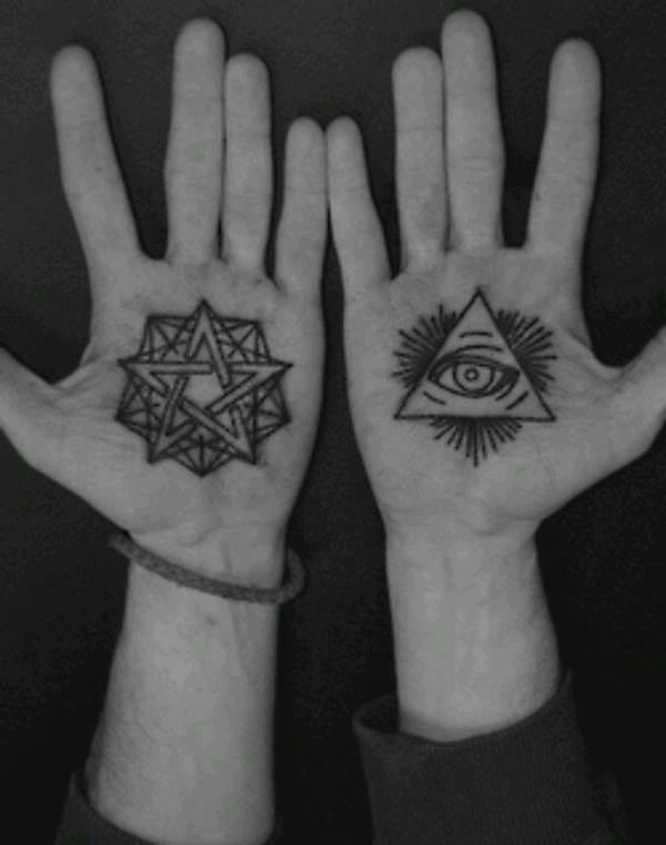 palm tattoos (8)