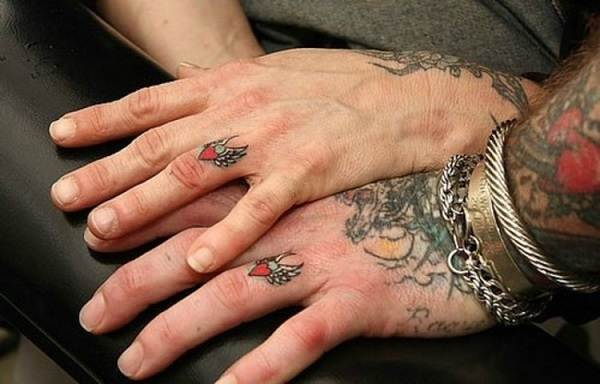 Couple Tattoo (28)