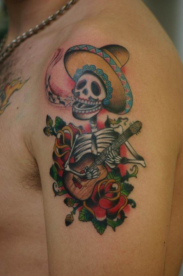 mexican tattoo (9)