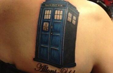 Crazily Horrible Tattoos Designs