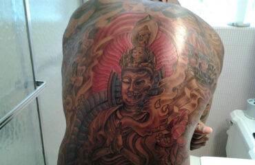 Best Buddha Tattoo Designs