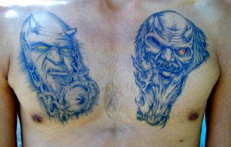 Devil Tattoos Designs.2