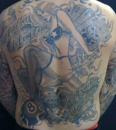 Devil Tattoos Designs.4