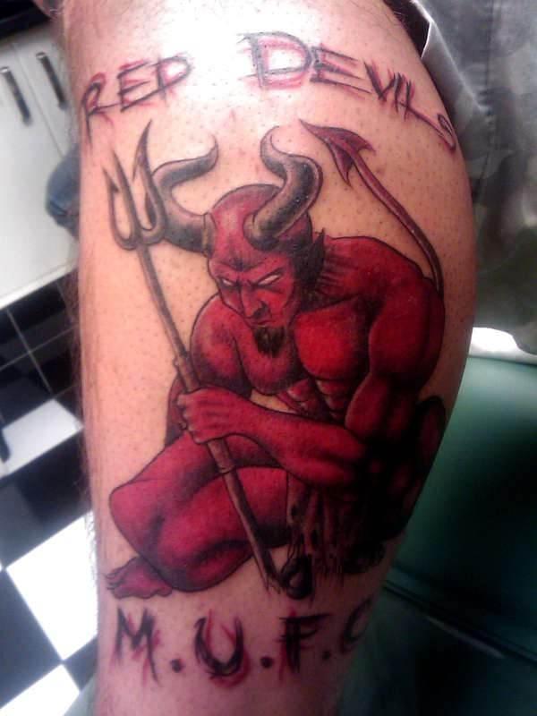 Devil Tattoos Designs.31