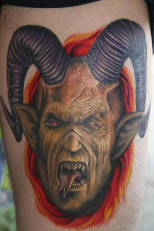 Devil Tattoos Designs.32