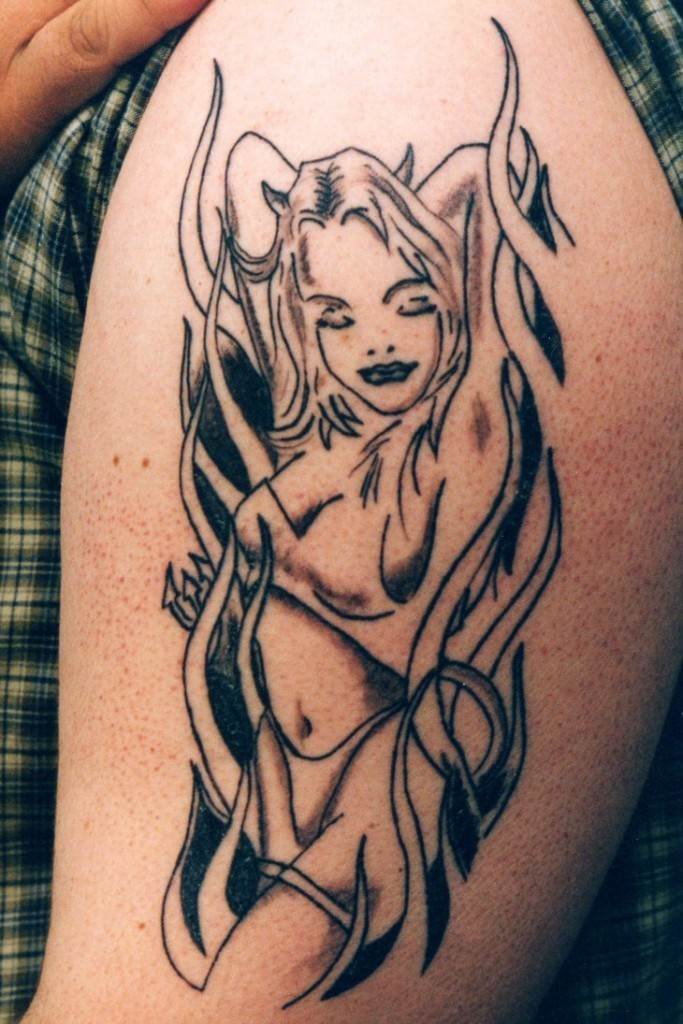 Devil Tattoos Designs.10