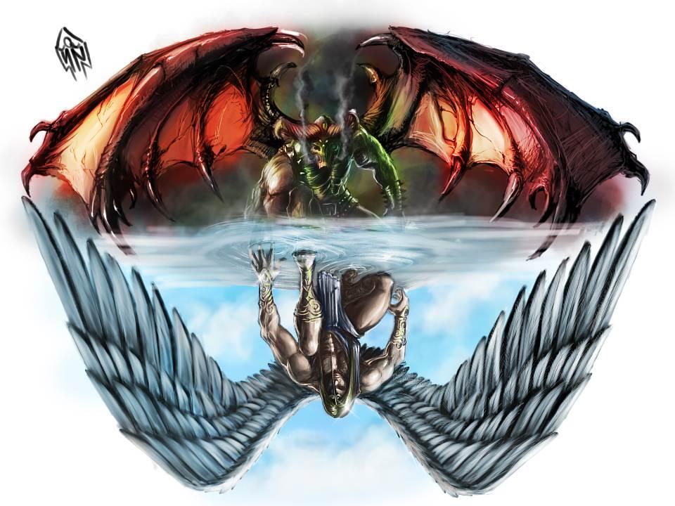 Devil Tattoos Designs.41
