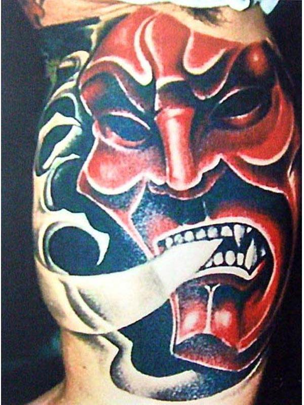 Devil Tattoos Designs.43