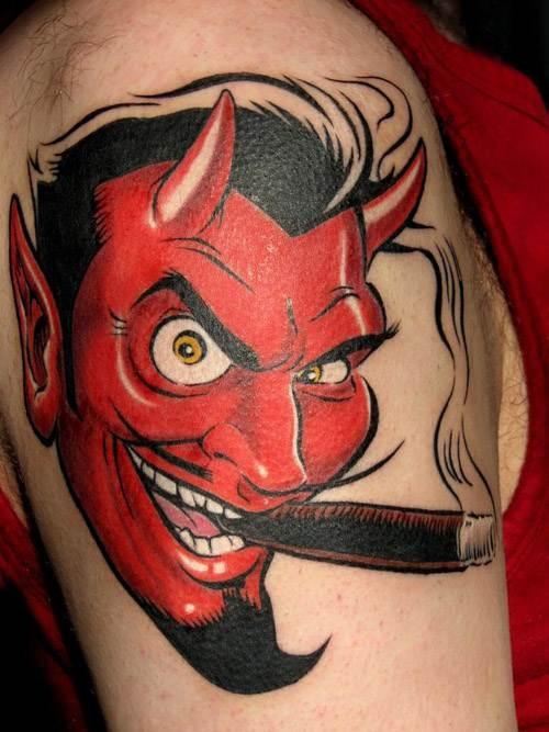 Devil Tattoos Designs.48
