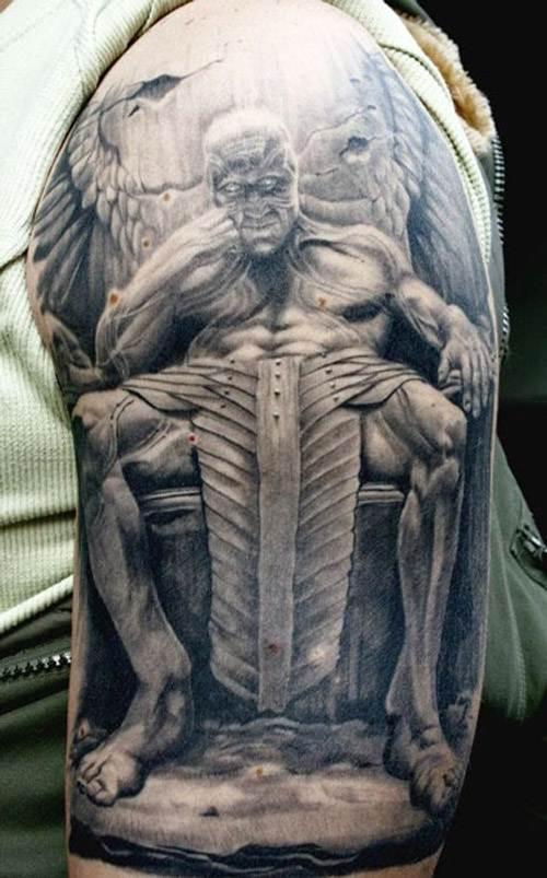 Devil Tattoos Designs.49