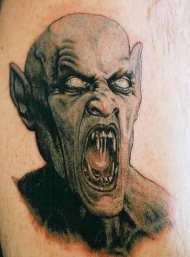 Devil Tattoos Designs.52