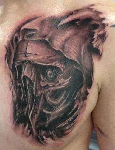 Devil Tattoos Designs.53