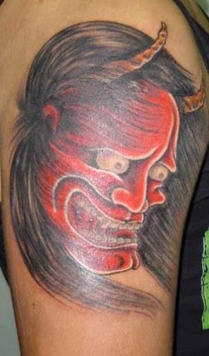 Devil Tattoos Designs.54
