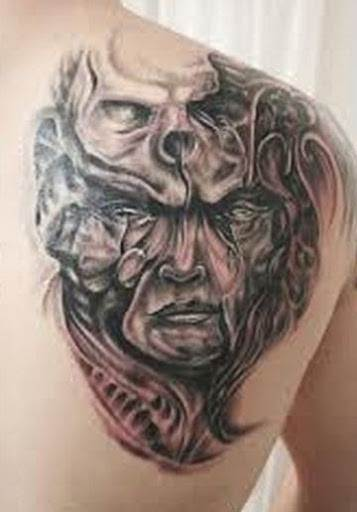 Devil Tattoos Designs.57